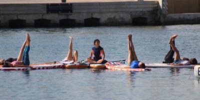 Ocean Republik-Paddle surf yoga-Paddle surf yoga-Paddle surf ioga
