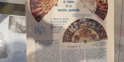 MHR Visitas Guiadas y Culturales-Arte al Viento Palmiters d'Aldaia-Arte al Viento. History of Fan. Palmiters d'Aldaia-Palmiters d'Aldaia