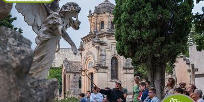 Quality Tours Mariola-Experiencias en Alcoy Cementerio Monumental-Experiences in Alcoy Monumental Cemetery Tour-Experiències Alcoi Cementeri Monumental Alcoi