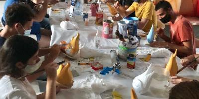 FOLLOWEXP-Experiencia Taller Artista Fallero-Fallero Artist Workshop Experience-Experiència Taller Artiste Faller