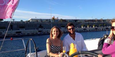 QUICKSAIL-Experiencia en velero privado-Private sailing experience-Experiència en vaixell privat