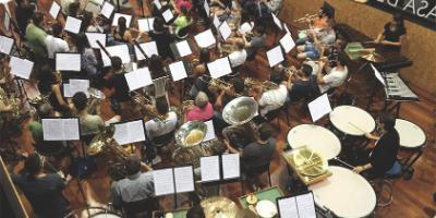 FEDERACION DE SOCIEDADES MUSICALES DE LA COMUNIDAD VALENCIANA-ESCAPADA MUSICAL (FIESTAS PATRONALES DE LES ALQUERIES)-MUSICAL EXPERIENCE (LES ALQUERIES FESTIVAL)-ESCAPADA MUSICAL (FESTES PATRONALS DE LES ALQUERIES)