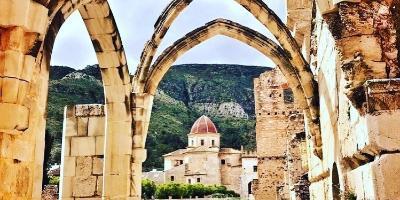 VALENCIA COLOR TOURS-Ruta de los Monasterios Valencia-Monastery Route in Valencia-Ruta dels Monestirs a València