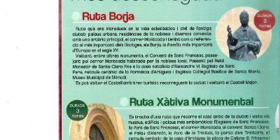 Eventto Fusión-Rutas temáticas en Xàtiva-Themed routes in Xàtiva-Rutes temàtiques a Xàtiva