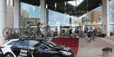 Ciclo Costa Blanca Meta Bike Cafe