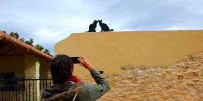 La Saria Turismo-Senderismo poético: Carrícola, arte y paisaje-Poetic walks: Carrícola, art and landscape-Senderisme poètic: Carrícola, art i paisatge