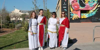 Sagunto Renascitur-Odisea romana-Roman odyssey-Odissea romana