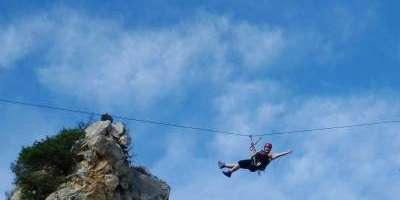 Viunatura-Vía ferrata multiaventura La Roca del Molí-La Roca del Molí multi-adventure Via ferrata-Via ferrata multiaventura la Roca del Molí
