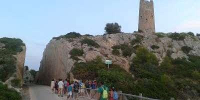 La Saria Turismo-Pedaleando entre railes: el Mediterráneo en bici-Pedalling along the tracks: the Mediterranean by bike-Pedalejant entre rails: el Mediterrani en bici