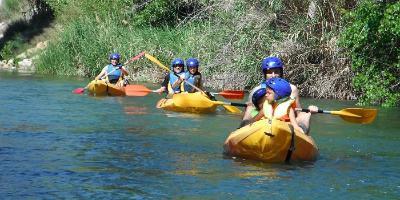 Cofrentes Turismo Activo-Actívate con los tuyos-Get active with your own-Activa't amb els teus