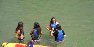 Cabriel Roc Kayaking