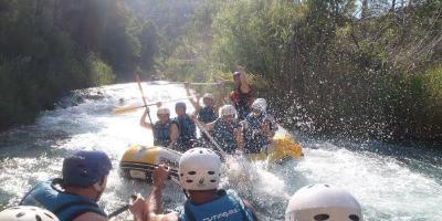Ruting.es-Escapada de aventura en el río Cabriel-Adventure getaway on the river Cabriel-Escapada d'aventura en el riu Cabriol