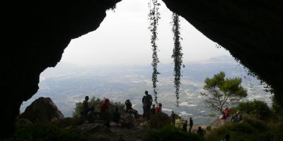Viviendo Experiencias-Trekking por los valles del interior de Alicante-Hiking through the inland valleys of Alicante-Trekking per les valls de l'interior d'Alacant