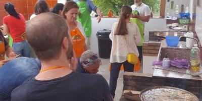 Descubre l'Horta s.l.u-Visita a la huerta y taller de paella-Visit to Valencian farmland and paella workshop-Visita a l'horta i taller de paella