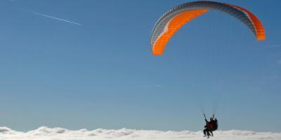 Parapente Santa Pola-¡Vive el Mediterráneo volando en parapente!-Live the Mediterranean paragliding!-Viu el Mediterrani volant en parapent!