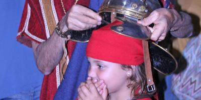 La Llar dels Déus-Romanos por un día-Romans for a day-Romans per un dia