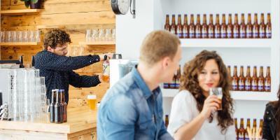 Althaia Artesana-Visita y cata de cerveza-Brewery tour and beer tasting-Visita i tast de cervesa