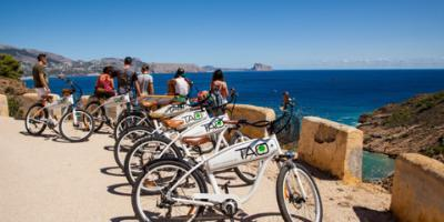 TAO BIKE-Excursión a Benidorm y Parque Natural en e-bike-Benidorm and Natural Park e-bike excursion-Excursió a Benidorm i Parc Natural en e-bike