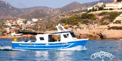 Trip&Feel - Un Mar de Experiencias-Pescaturismo Peñíscola-Fishing tourism Peñíscola-Pescaturisme Peníscola