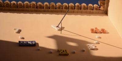 AJUNTAMENT D'OTOS-La ruta de los relojes de sol-The route of the sundials-La ruta dels rellotges de sol