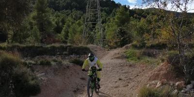 MASIA LA SAFRANERA / BIKE PARK LA SAFRANERA-Jornadas de Bike Park en Bike Park La Safranera-Bike Park days in Bike Park La Safranera-Jornades de Bike Park en Bike Park La Safranera