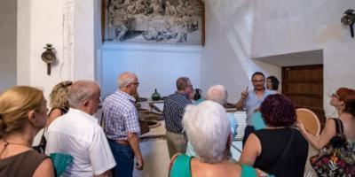MONASTERIO DE SANT JERONI DE COTALBA-Visita guiada al Monasterio de Sant Jeroni de Cotalba-Guied visit to Monastery of Sant Jeroni de Cotalba-Visita guiada Monestir de Sant Jeroni de Cotalba
