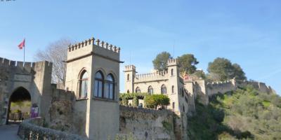 D'Turisme-Visita los castillos de Xàtiva-Visit the castles of Xàtiva-Visita els castells de Xàtiva