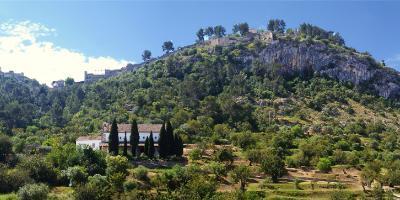 D'Turisme-Visita torres, cuevas y leyendas de Xàtiva-Visit the towers, caves and legends of Xàtiva-Visita torres, coves i llegendes de Xàtiva