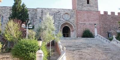 TOURIST INFO EL PUIG DE SANTA MARIA-La huella de Jaume I en El Puig-The mark of James I in El Puig-El pas de Jaume I al Puig