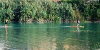 Viunatura-Paddle surf desembocadura del Mijares al Sitjar-Paddle surf at Mijares river-Paddle surf desembocadura del Millars al Sitjar