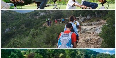 Cofrentes Turismo Activo-Fusión en la naturaleza-Fusion in nature-Fusió en la natura