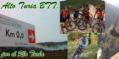 Desatur Coop. V.-Travesia BTT Alto Turia-MTB Crossing Alto Turia-Travessia BTT Alt Túria