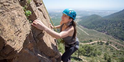Valencia Climb-Escalada en la naturaleza para principiantes-Outdoor climbing for beginners-Escalada a la natura per a principiants