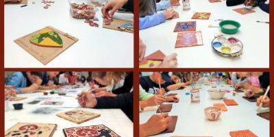 Encisar-te- Encantar-te con la cerámica-Get enchanted by the pottery- Encisar-te amb la ceràmica