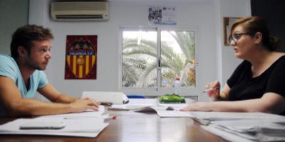 Costa de Valencia, escuela de español-¿Futbol y español?-Football and Spanish?-Futbol i espanyol?