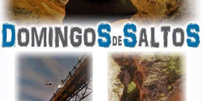 Tronkos y Barrancos-Supérate y salta (puenting)-Go for it and jump (bungee jumping)-Supera't i salta (puenting)