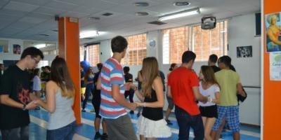 Colegio Internacional Alicante-Español y bailes latinos-Spanish and Latin-American dance-Espanyol i balls llatins