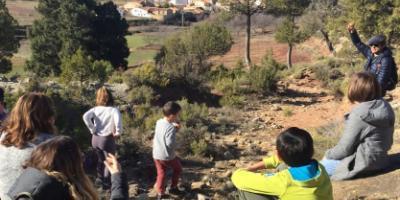 Rutes d'interpretació paisatgística de les aldees d'Alpuente