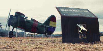 442. Camp d'aviació de Vilafamés