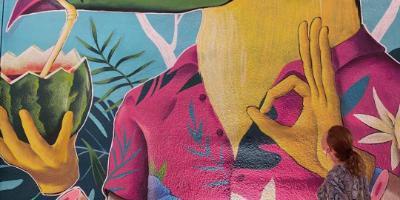 Arte Urbano en el Cabañal