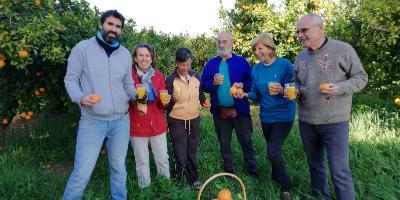 Mésquetaronges: Més que una experiència d'agroturisme