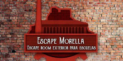 Escape Room Exterior col·legis / instituts en colònia industrial