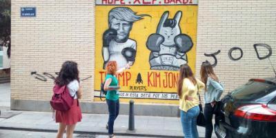 Tour de arte urbano
