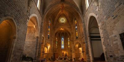 Guided tour to the Archpriestal Church in Sant Mateu
