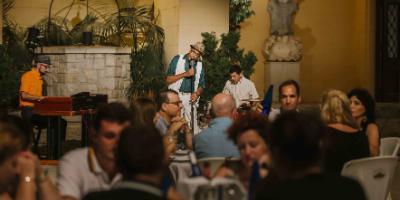 Sopar borgià a ritme de jazz