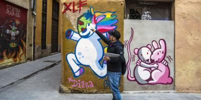 Street art y arte urbano
