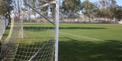 Football in Benicasim