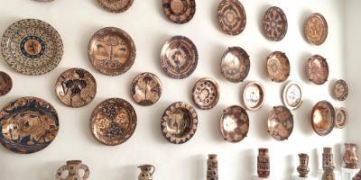 Descobreix la pisa daurada medieval de Manises