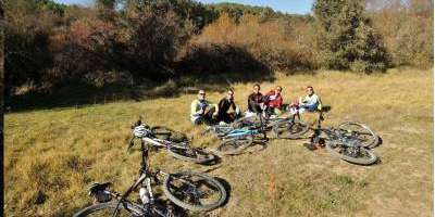 Aventura Pata Negra-4 días pata negra mountain bike-4-day pata negra mountain bike tour-4 dies pata negra mountain bike
