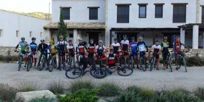 Costa Blanca MTB weekend